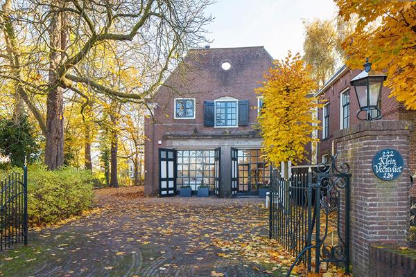 Thiết kế kiến trúc sáng tạo của ngôi nhà ở Hà Lan